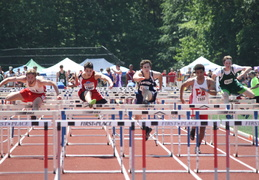 2017 - New England Track Championships